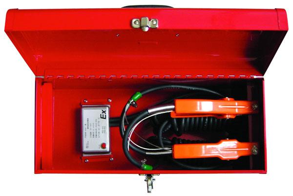 SP-E1固定式静电接地报警仪
